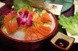 三文鱼冷盘